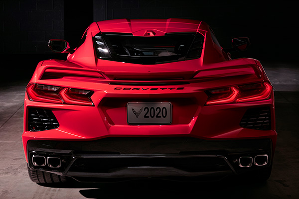 2020 Chevrolet Corvette: First Look featured image large thumb8