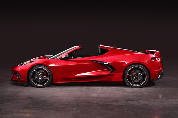 2020 Chevrolet Corvette: First Look featured image large thumb5