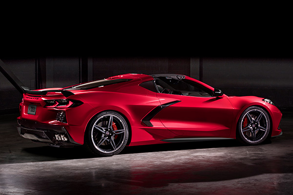 2020 Chevrolet Corvette: First Look featured image large thumb3