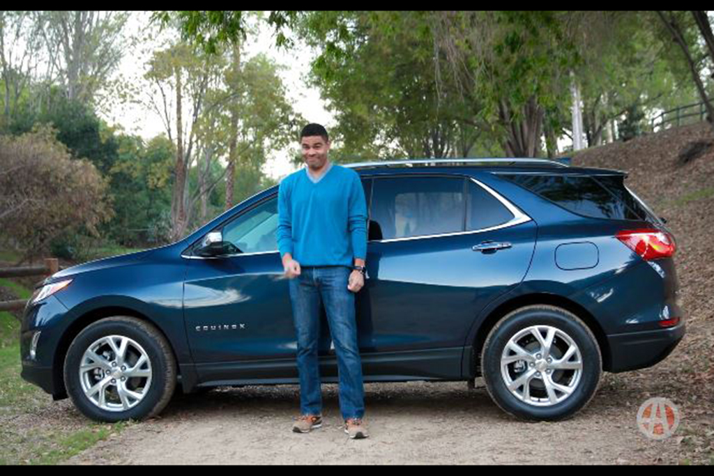 Video | 2018 Chevrolet Equinox: 60-Second Stats featured image large thumb1
