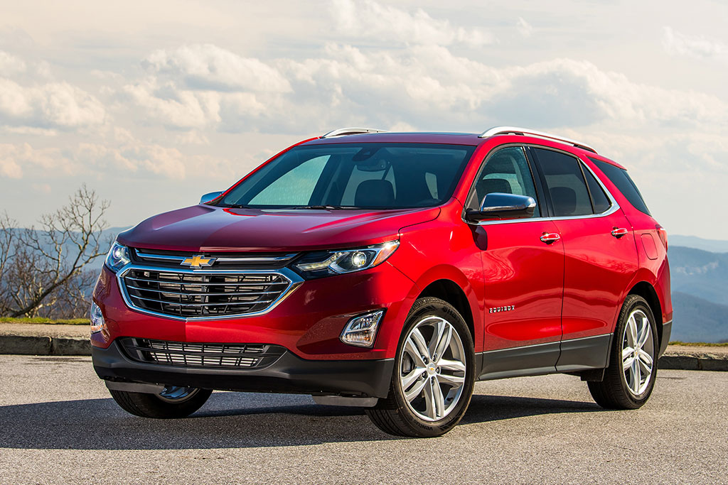 2019 Chevrolet Equinox Review featured image large thumb5