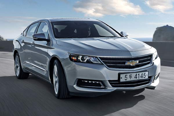 2016 Chevrolet Impala: Used Car Review featured image large thumb0