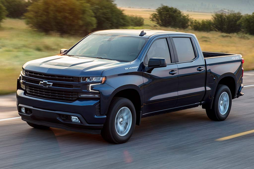 2019 Chevrolet Silverado: First Drive Review featured image large thumb4