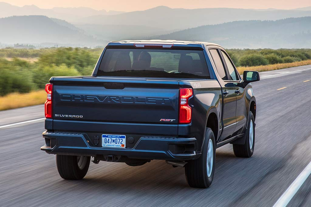 2019 Chevrolet Silverado: First Drive Review featured image large thumb5