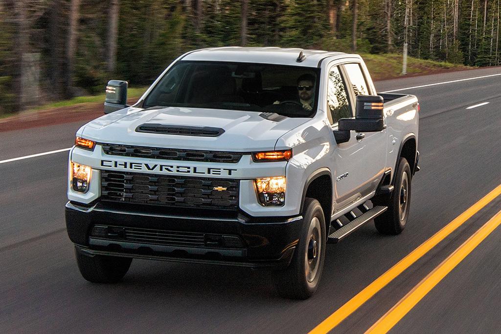 2020 Chevrolet Silverado 2500hd Diesel Mileage - Jeepcarusa