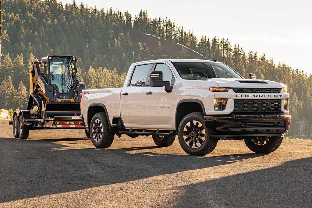 2020 Chevrolet Silverado Hd Review Autotrader