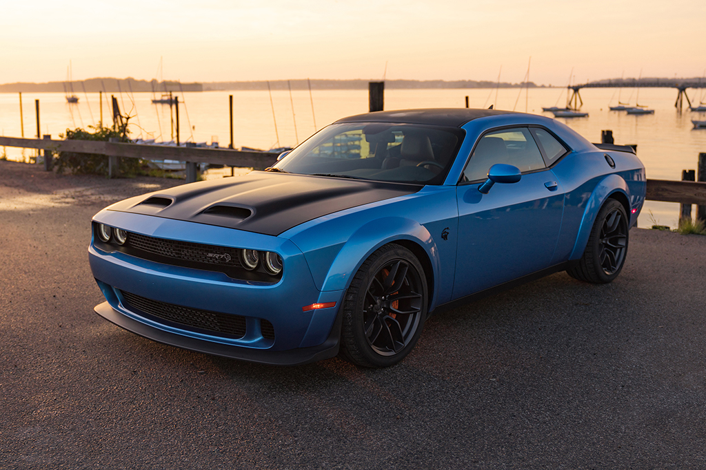 2019 Dodge Challenger SRT Hellcat Redeye: First Drive Review featured image large thumb0