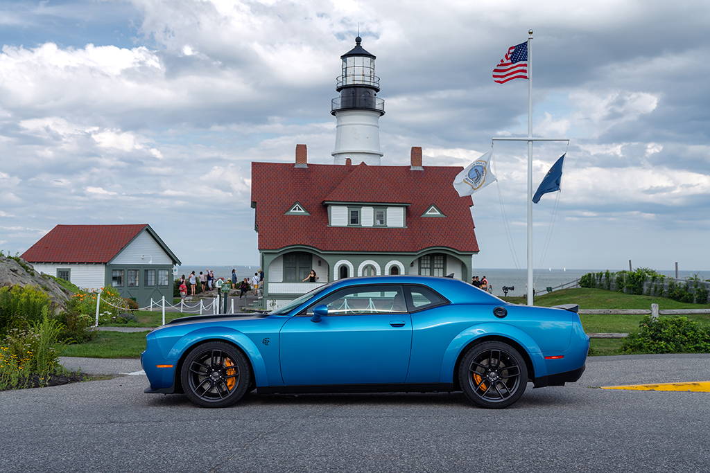 2019 Dodge Challenger SRT Hellcat Redeye: First Drive Review featured image large thumb3