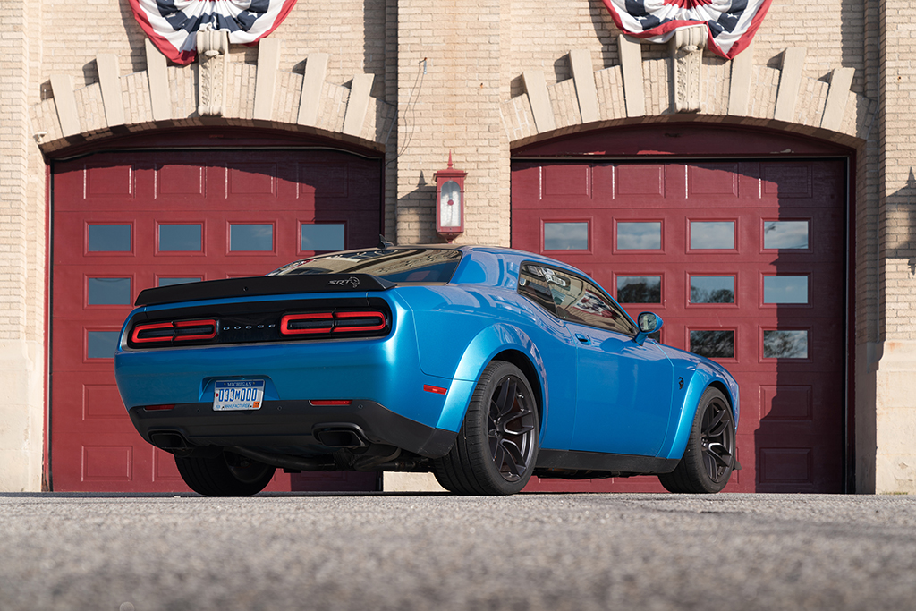 2019 Dodge Challenger SRT Hellcat Redeye: First Drive Review featured image large thumb5