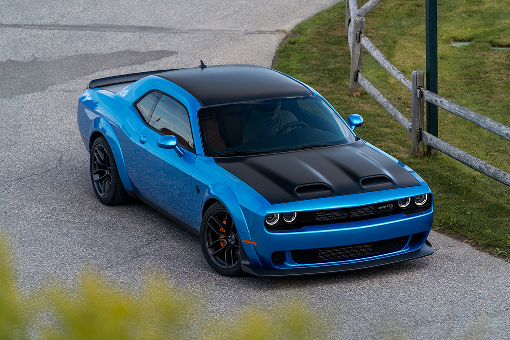 2019 Dodge Challenger SRT Hellcat Redeye: First Drive Review featured image large thumb4