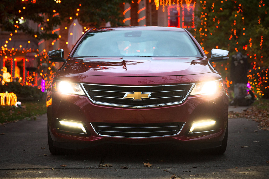 2020 Chevrolet Impala Review featured image large thumb6