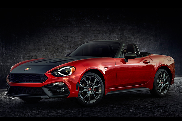2018 FIAT 124 Spider: New Car Review featured image large thumb0