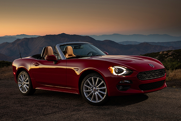 2018 FIAT 124 Spider: New Car Review featured image large thumb3