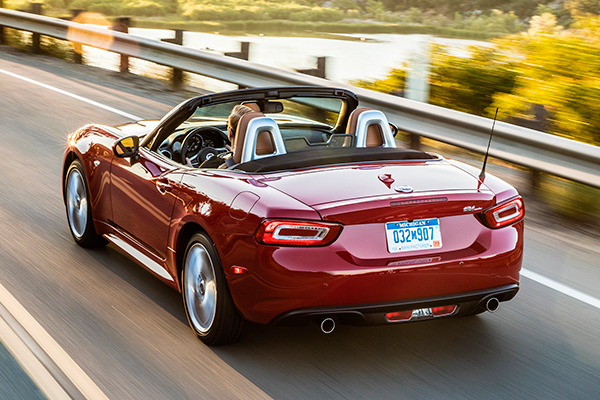 2018 FIAT 124 Spider: New Car Review featured image large thumb1
