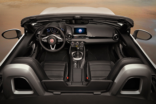 2018 FIAT 124 Spider: New Car Review featured image large thumb4