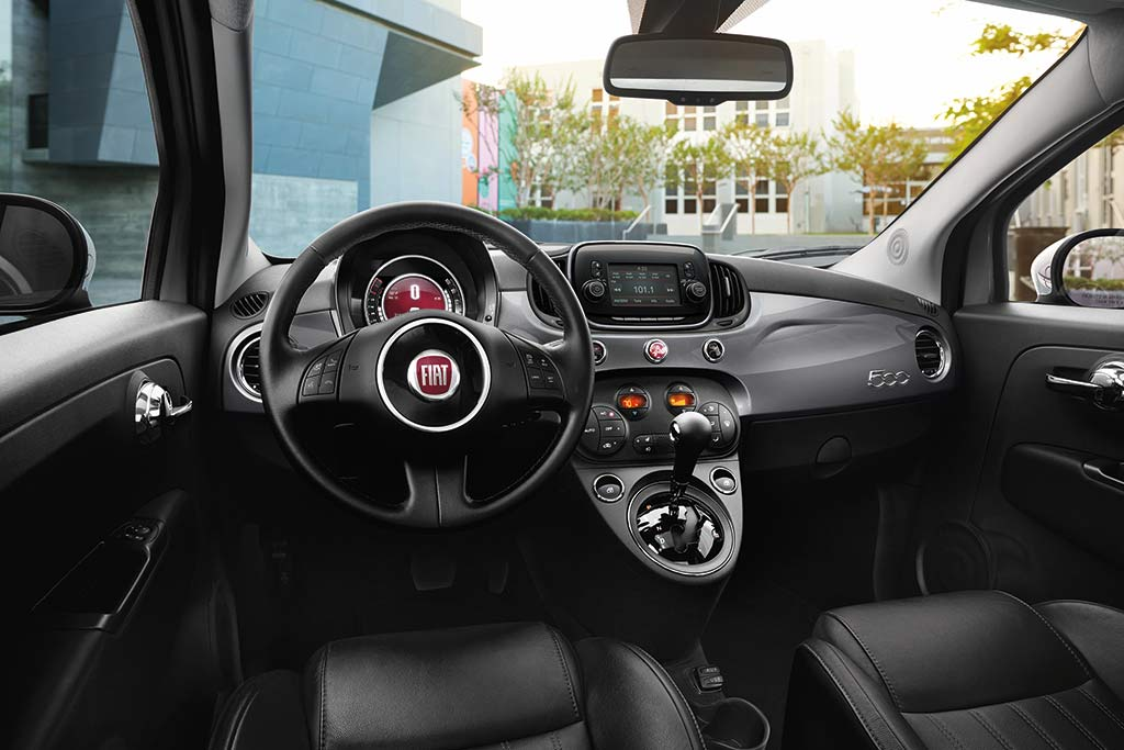 2019 Fiat 500 New Car Review Autotrader