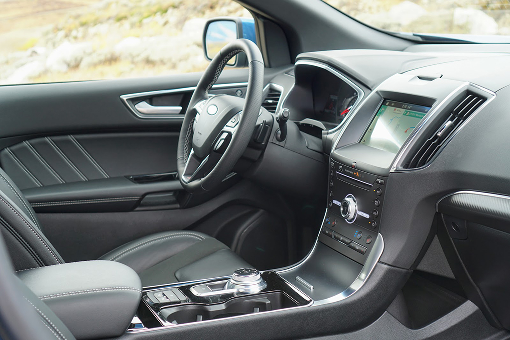 2019 Ford Edge ST: First Drive Review featured image large thumb3