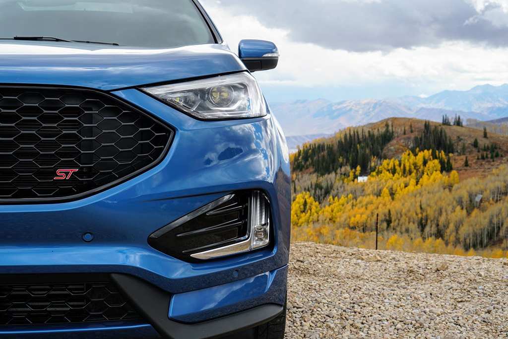 2019 Ford Edge ST: First Drive Review featured image large thumb7