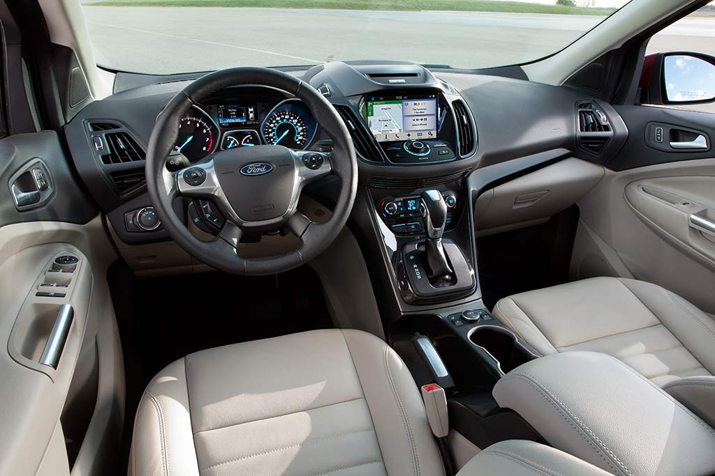2016 Ford Escape: Used Car Review featured image large thumb4