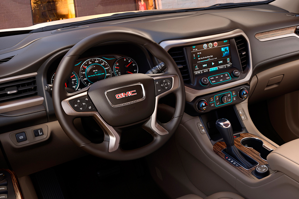 2019 GMC Acadia: New Car Review featured image large thumb4