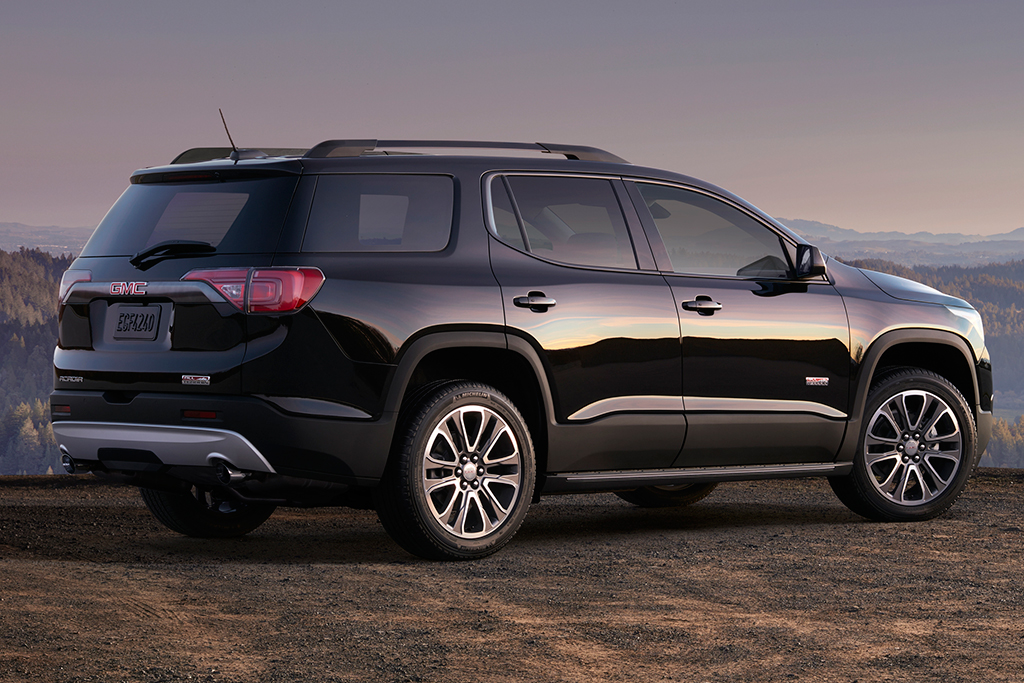 2019 GMC Acadia: New Car Review featured image large thumb2