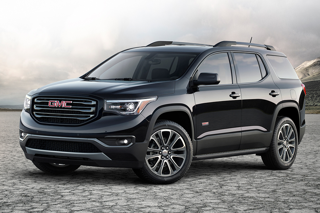 2019 GMC Acadia: New Car Review featured image large thumb3