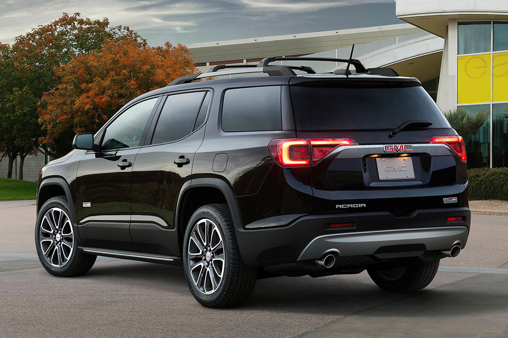 2019 Gmc Acadia New Car Review Autotrader