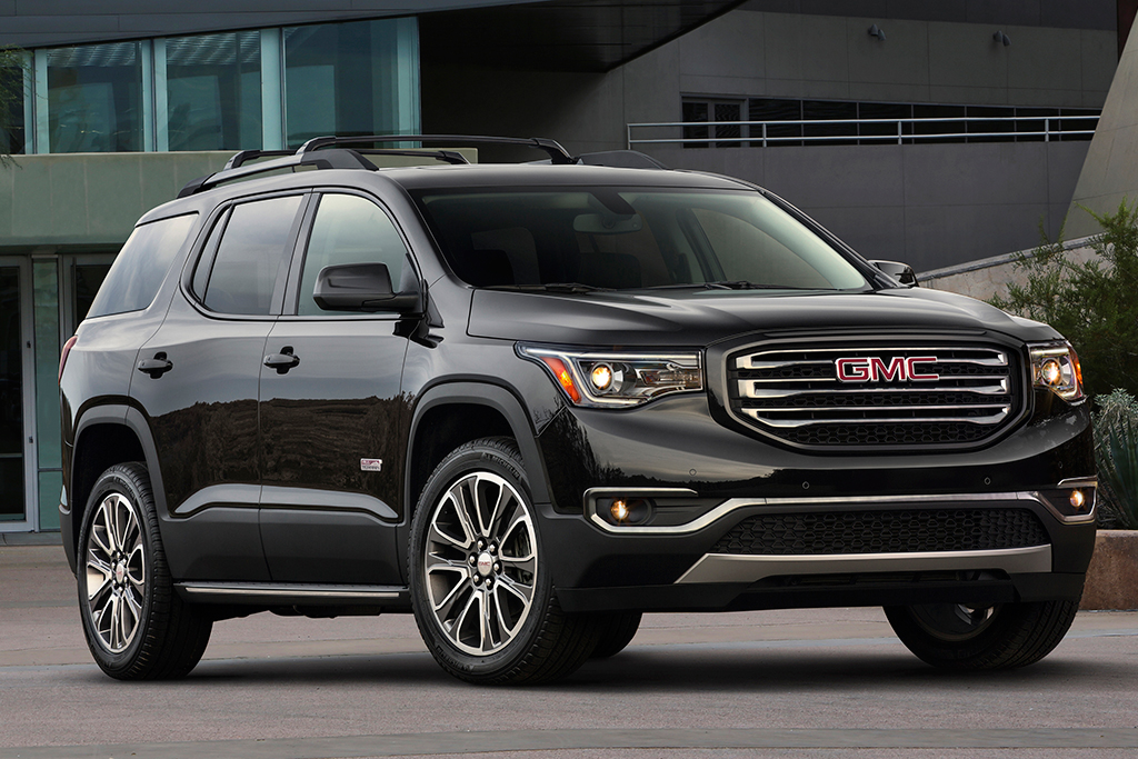 2019 Gmc Acadia New Car Review Featured Image Large Thumb0