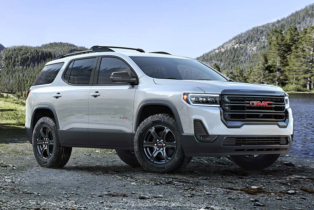 2020 GMC Acadia Review featured image large thumb0