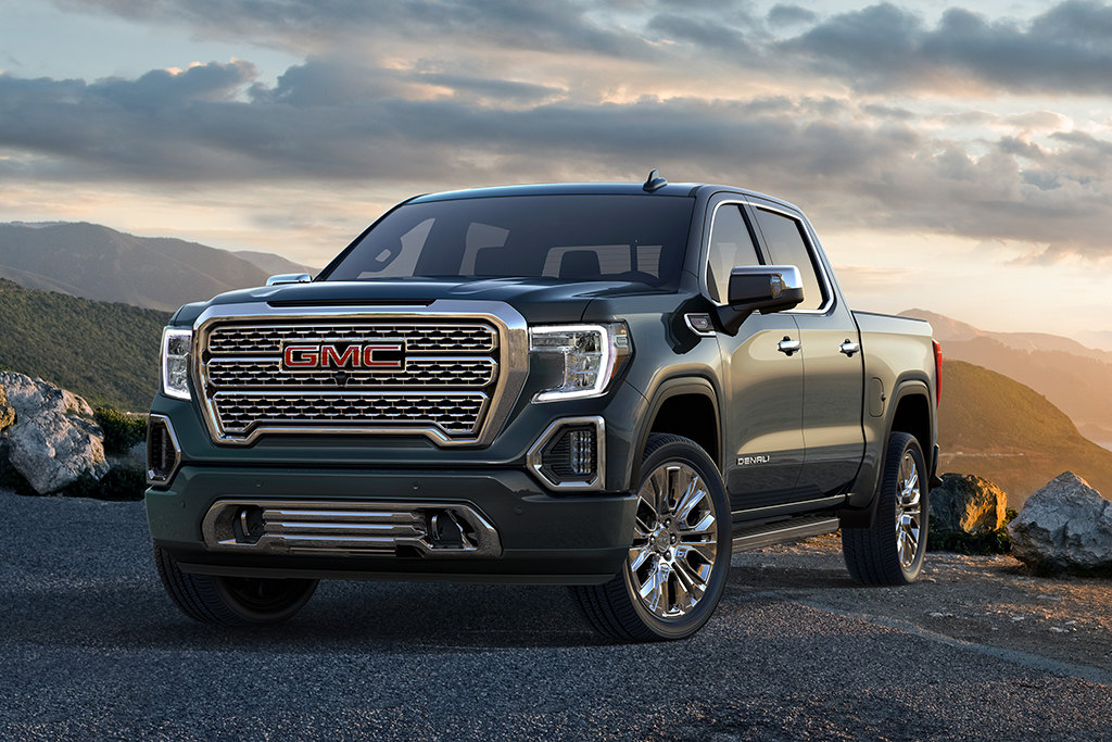 2019 GMC Sierra MultiPro Tailgate: First Drive Review featured image large thumb0