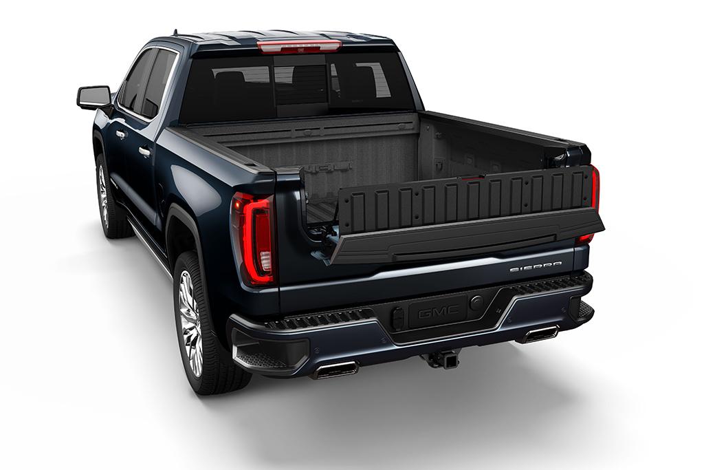 2019 GMC Sierra MultiPro Tailgate: First Drive Review ...