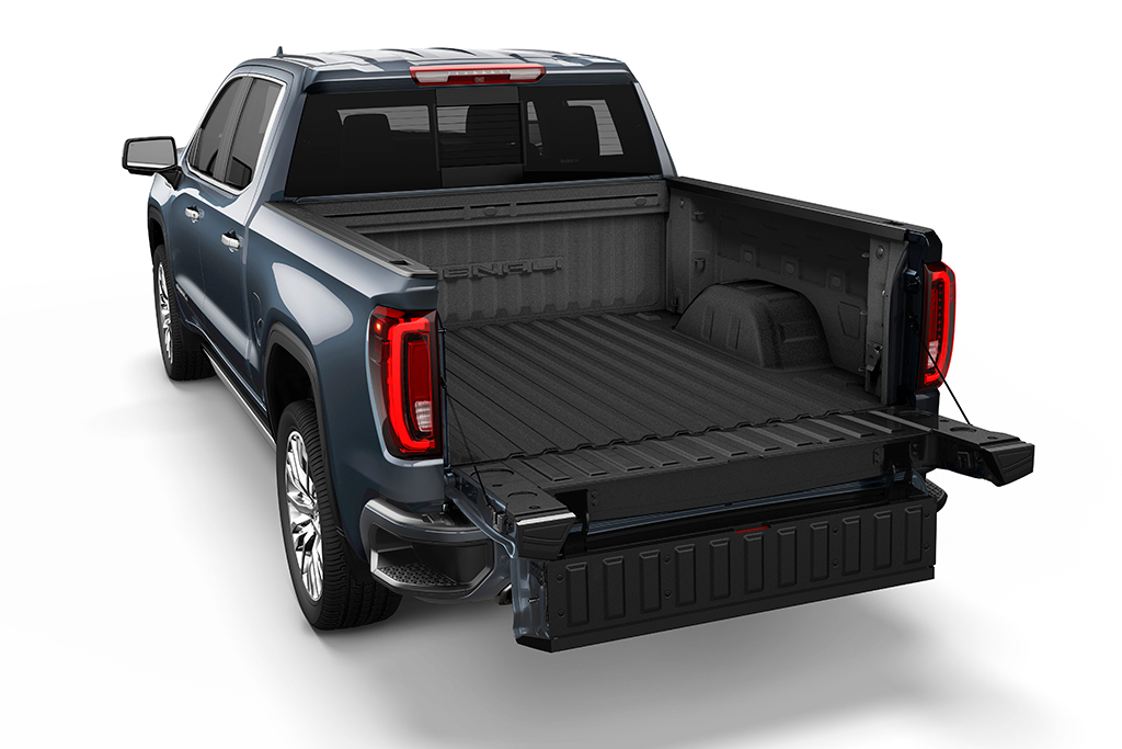2019 GMC Sierra MultiPro Tailgate: First Drive Review featured image large thumb3