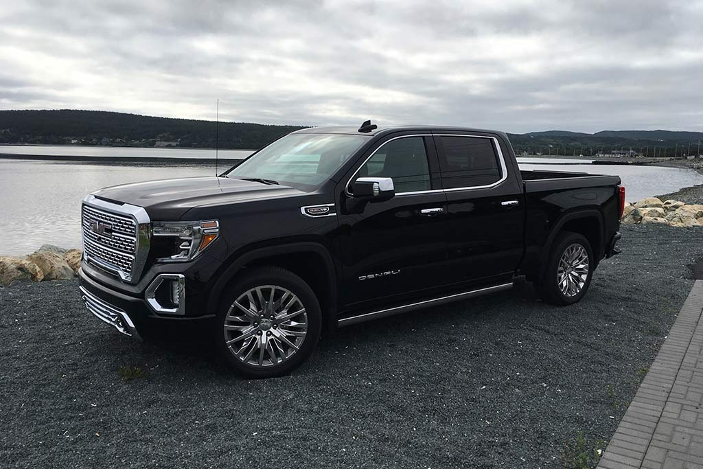 2019 Gmc Sierra 1500 Getting The Job Done In Style Autotrader