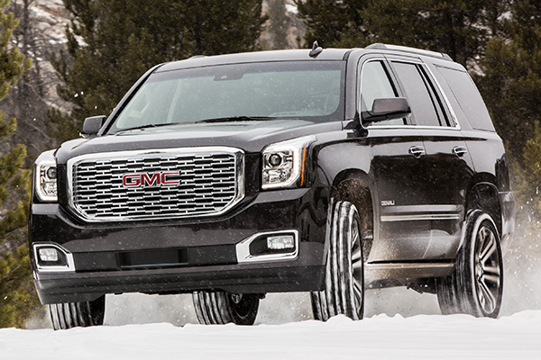 2019 GMC Yukon: New Car Review featured image large thumb4