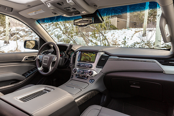 2019 GMC Yukon: New Car Review featured image large thumb2