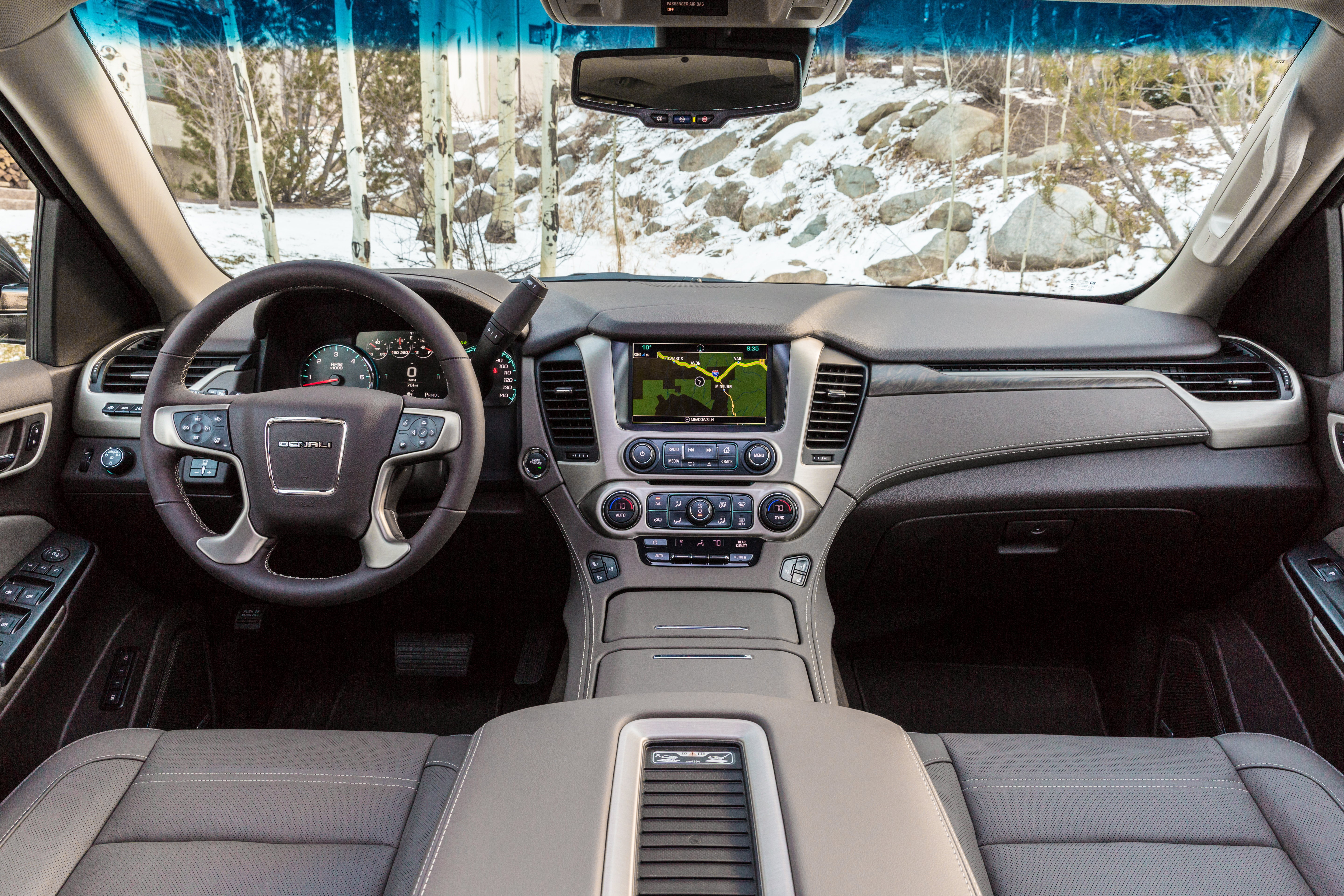 2019 GMC Yukon: New Car Review featured image large thumb1