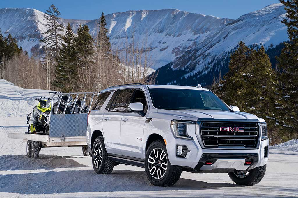 2021 GMC Yukon: First Look featured image large thumb1