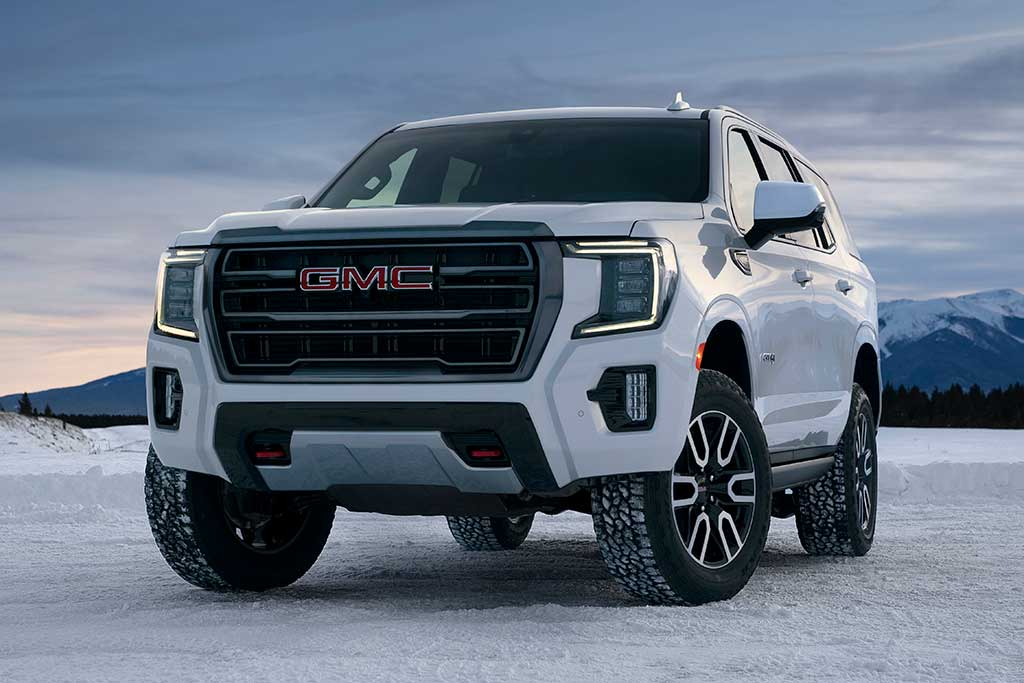 2021 GMC Yukon: First Look featured image large thumb0