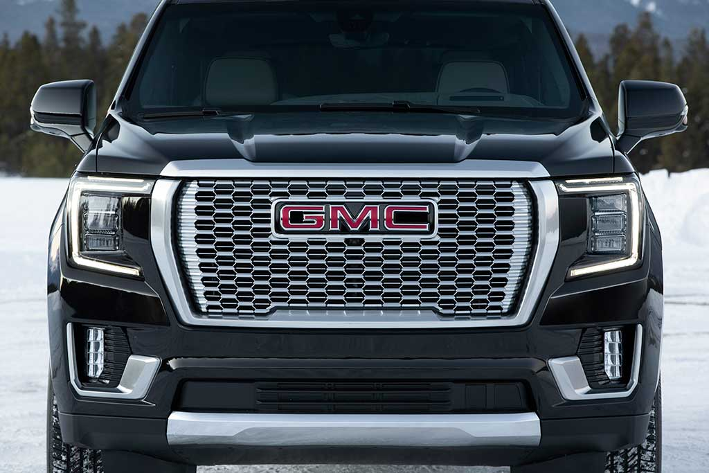 2021 GMC Yukon: First Look featured image large thumb6