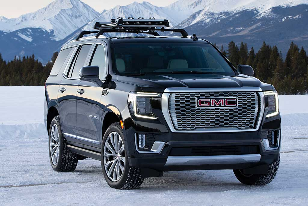 2021 GMC Yukon: First Look featured image large thumb7