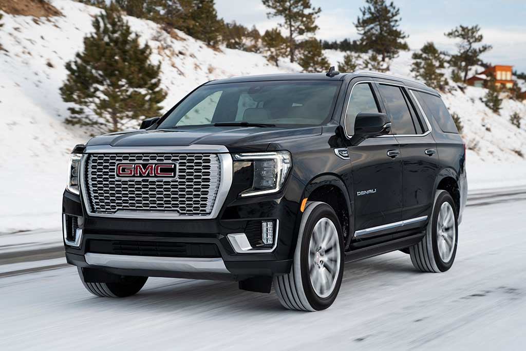 2021 GMC Yukon: First Look featured image large thumb4