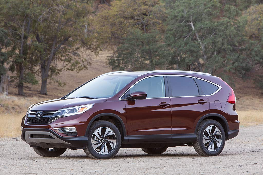 2016 Honda CR-V: Used Car Review featured image large thumb0