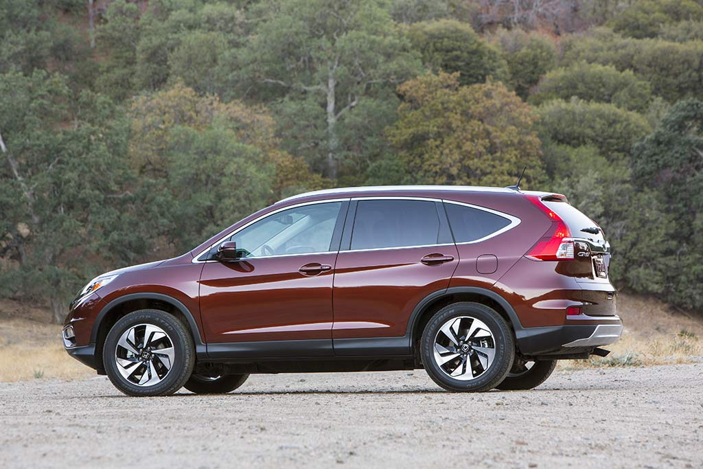 2016 Honda CR-V: Used Car Review featured image large thumb1