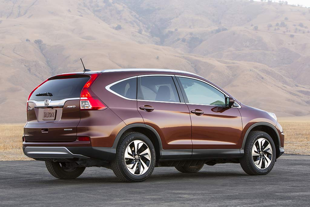 2016 Honda CR-V: Used Car Review featured image large thumb2