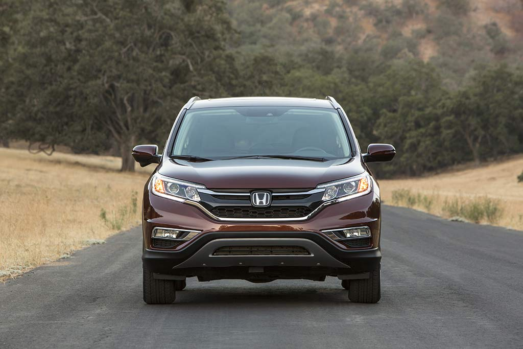 2016 Honda CR-V: Used Car Review featured image large thumb3
