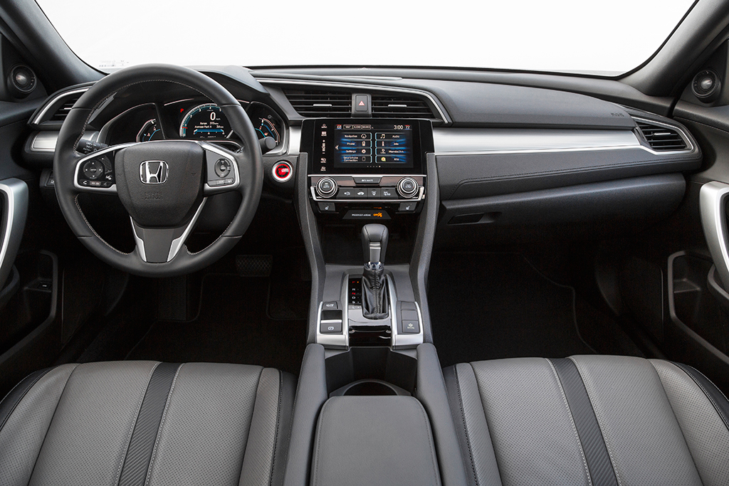 2016 Honda Civic: Used Car Review featured image large thumb6