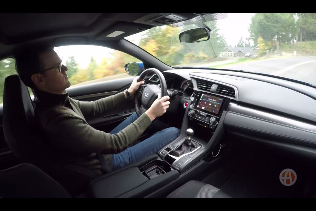 Video | Honda Civic Si Sedan: What's It Like to Drive? featured image large thumb1