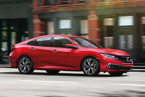 2019 Honda Civic: New Car Review featured image large thumb2