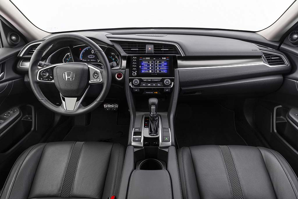 2020 Honda Civic Review featured image large thumb7