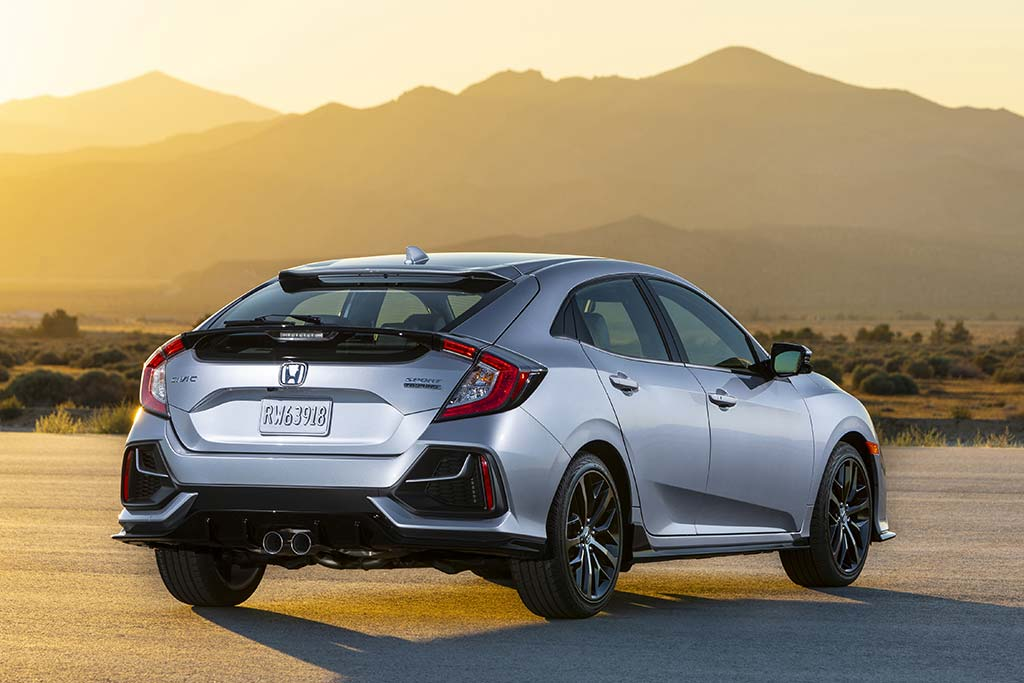 2020 Honda Civic Review featured image large thumb5